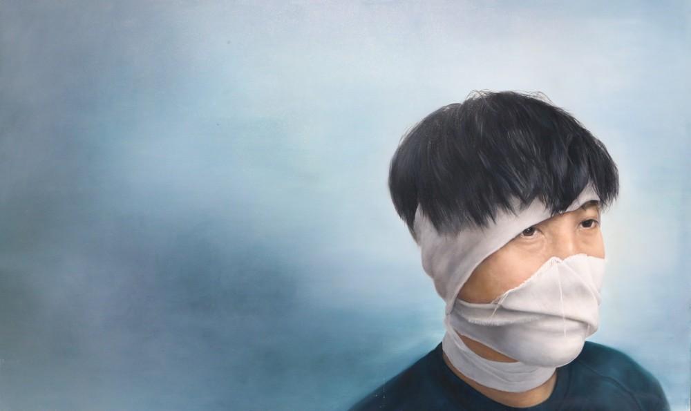 암묵적 소통(Tacilty)_162.2x97.0cm_캔버스에 유채_2015