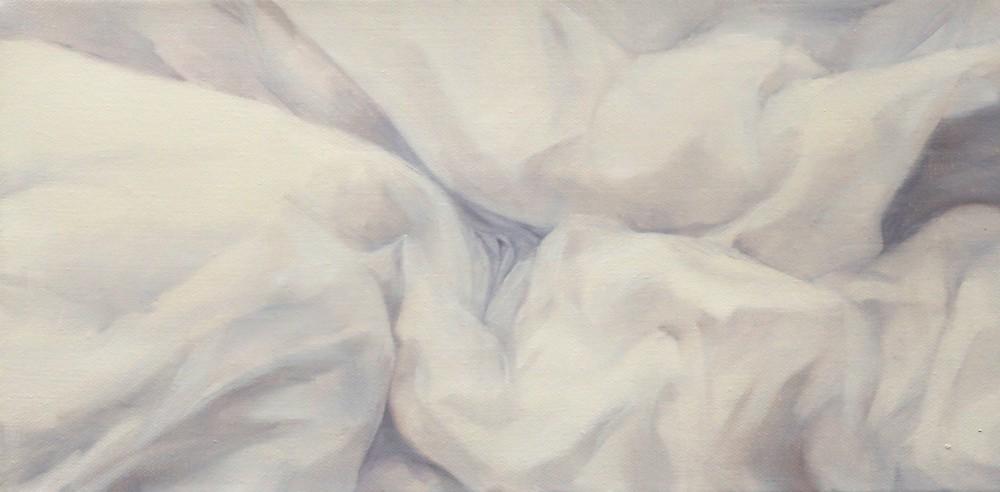 최지인_Flower-daydream_40 x 20cm_캔버스에 유채_2018